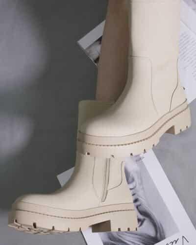 by lene - støvler fra paris